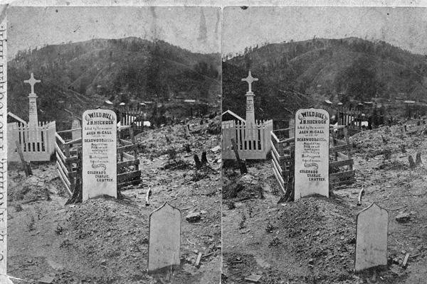 Wild-Bill-grave