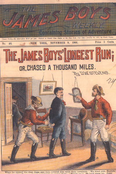 James-Longest-Chase