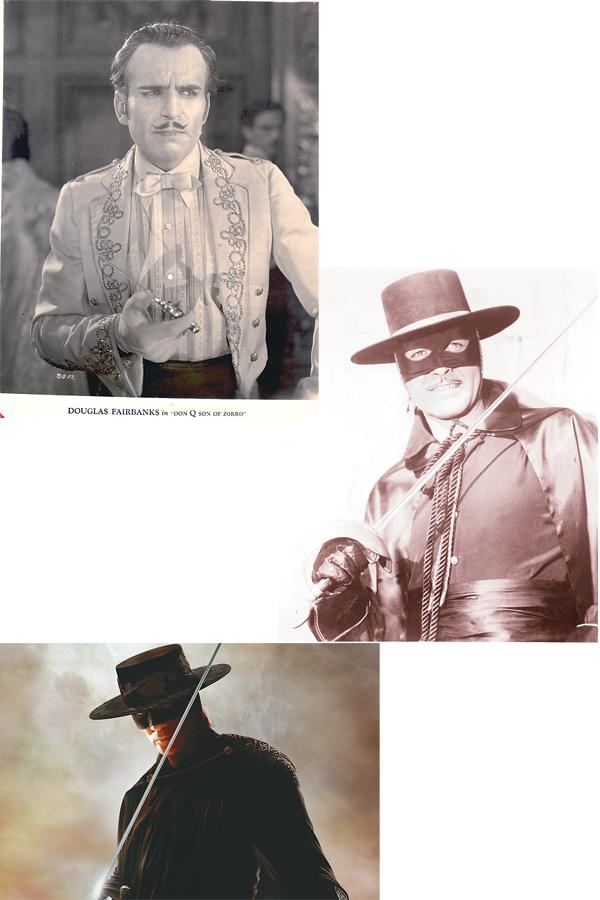 Zorro makes its mark true west magazine for Cocktail zorro