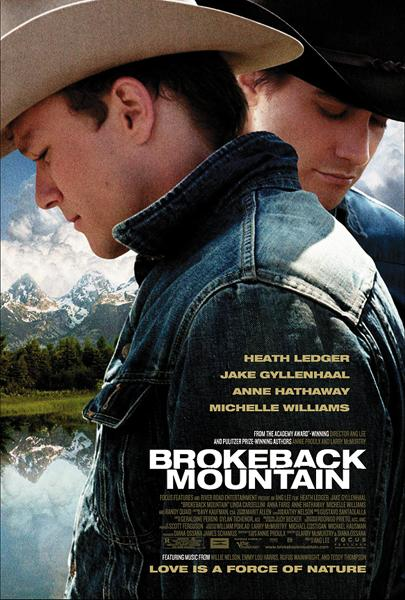 """LOVE IS A FORCE OF NATUREBrokeback Mountain breaks the mold.Is America ready for gay cowboys? Brokeback Mountain's producer James Schamus is hopeful. """"Even though we think of this as a very polarized country on this subject,"""" he says, """"we're less polarized than the media would lead us to believe. These stories are very American. We all know someone in this situation. It's a story that could literally happen anywhere.""""This universality, along with the fact that no major studio has ever tackled this issue, has given Brokeback's filmmakers the opportunity to stretch not only the bounds of Westerns, but of romance dramas as well. """"Hollywood love stories have become the story of my $25 million corporation kissing your $17 million corporation,"""" adds Shamus, """"not a lot of tension or surprise. Here's a movie about genuine love, genuine consequences, genuine stakes. That's a rarity today.""""Damon Romine, Entertainment Media Director for the Gay and Lesbian Alliance Against Defamation, believes audiences will come to see the film because of its power. """"Whatever a film's subject matter,"""" he says, """"people show up to be entertained and to see a great story. Love between two people is universal."""" Bottom line, though, is the film's honest treatment of gay relationships, something he embraces. """"I'm encouraged by the movie posters (see above) with Heath and Jake and the tagline 'Love is a Force of Nature,'"""" he adds. """"They're not shying away from the fact that at the heart of this story is the relationship between these two men."""""""
