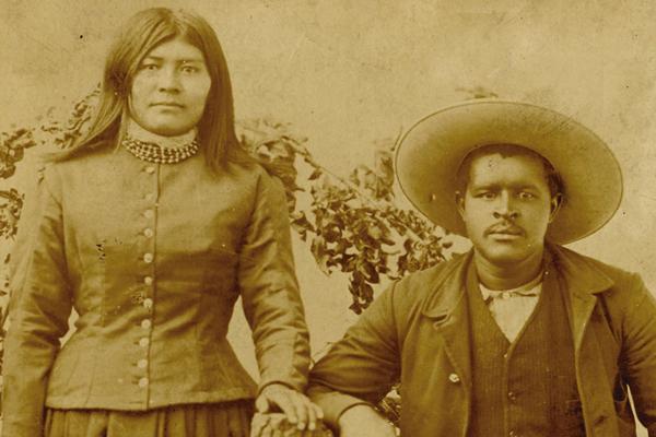 The Racial Frontier True West Magazine