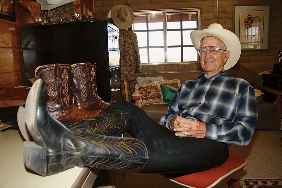 Following the Bootmaker Trail - True West Magazine