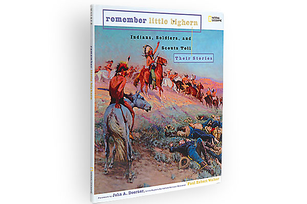 book-reviews_remember_little_bighorn_custer_paul-r-walker