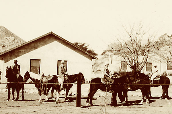 How a tenderfoot took on the challenge of reviving a historic guest ranch.