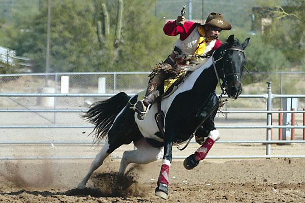 cowboymounted