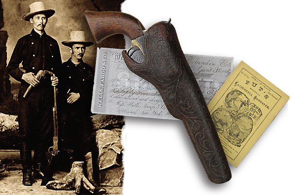 The First Western Holster - True West Magazine