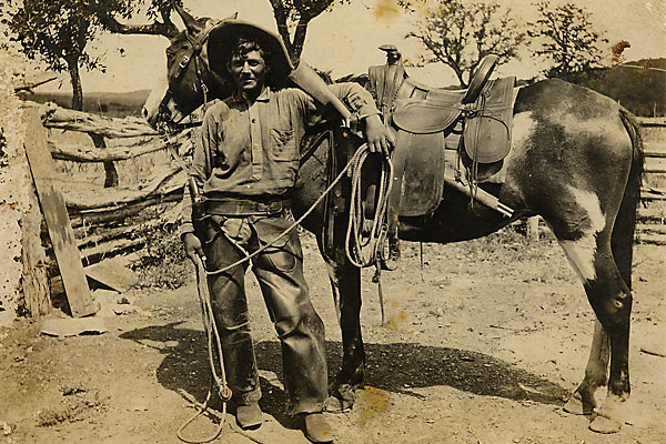 Remembering Great Granddad through historic photographs of South Texas pioneers.