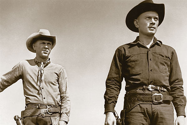The man behind The Magnificent Seven, Horse Soldiers and Man of the West.