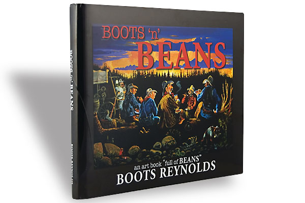 Boots Reynolds, Keokee Books, $34, Hardcover.