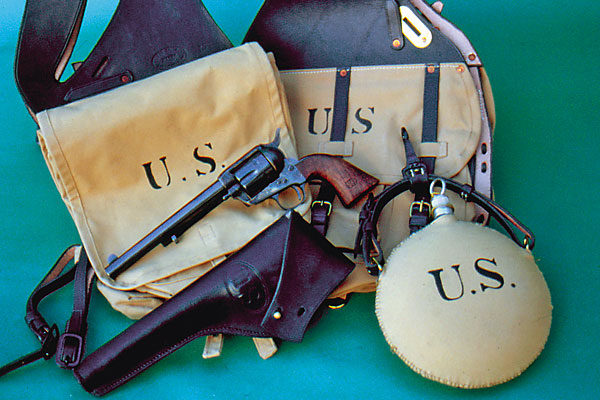 A fantastic slew of historic 1873 Peacemaker replicas on the market.