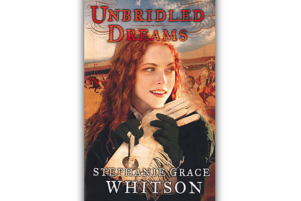 Stephanie Grace Whitson, Bethany House, $13, Softcover.