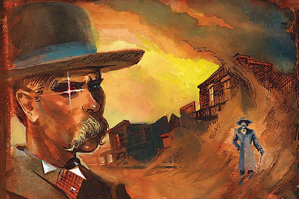 Wyatt Earp was a fairy.