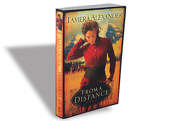 Tamera Alexander, Bethany House, $13.99, Softcover.