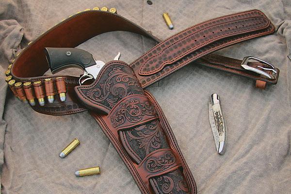 A half century of quality gunleather.