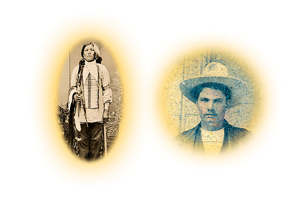 Fun events that commemorate 21 famous Old West folks.