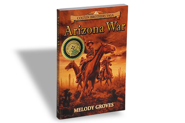Melody Groves, La Frontera, $19.95, Softcover.