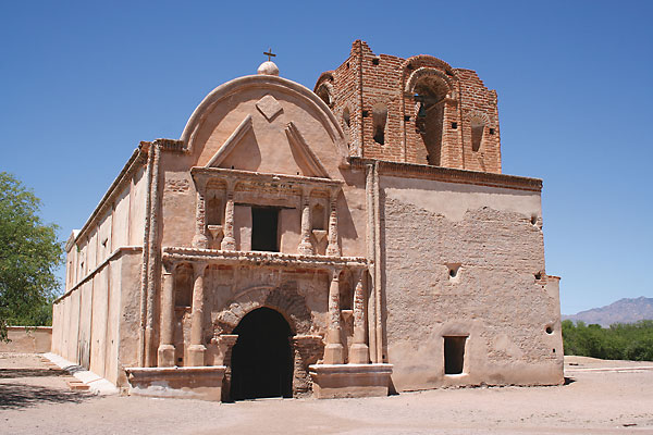Journey Through Spanish Missions Country True West Magazine