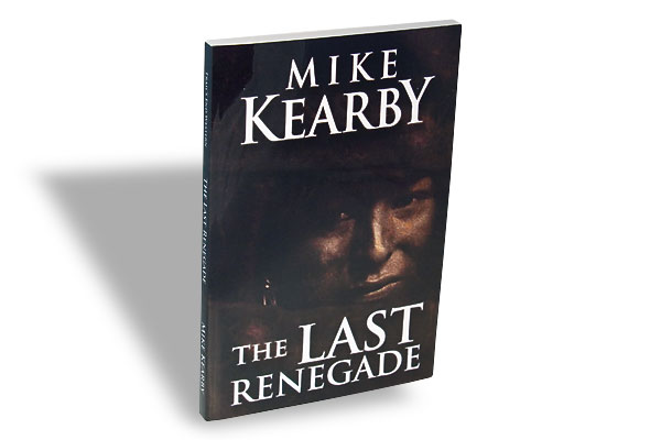 Mike Kearby, Trail's End Books, $14.95, Softcover.