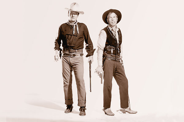 an analysis of the man who shot liberty valance by john ford John ford from prop man to director hoot gibson and john wayne out of ford's 145 films and the man who shot liberty valance (1962.