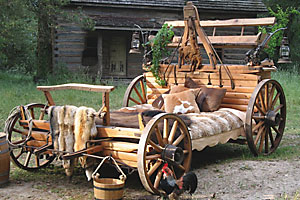 best_outrageous_bed_wagon_west_beds_historic_western
