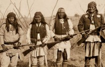 """<span class=""""entry-title-primary"""">Was Geronimo a Terrorist?</span> <span class=""""entry-subtitle"""">Tracing America's view of the Apache warrior from bloodthirsty terrorist to patriot chief.</span>"""