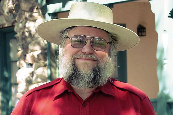 Mark Hall-Patton