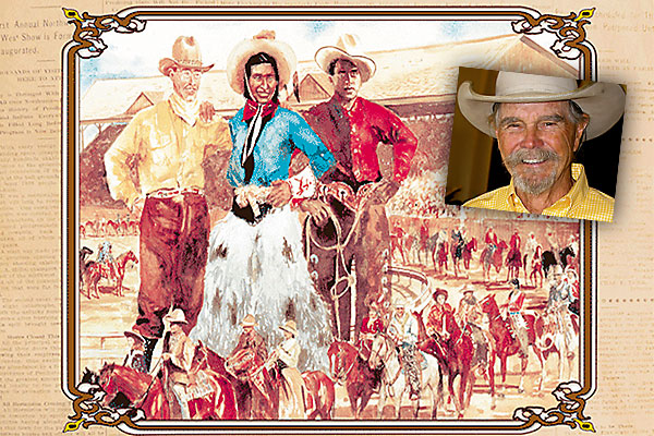 buck-taylor_gunsmoke_turkey-creek-jack_tombstone_western-rodeo_old-west-event_posters_paintings