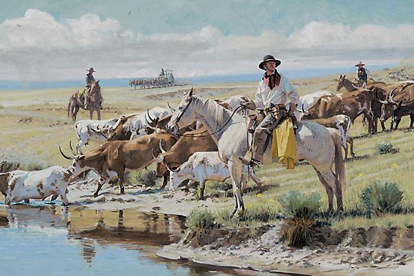 we_pointed_them_north_fred_fellows_cowboy_crossings_oklahoma_city_oklahoma