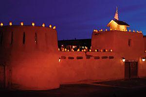 farolita_lighting_morrison_colorado_the_fort_restaurant_holiday