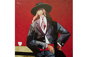 original_period_western_painter_thom_ross_seattle_washington