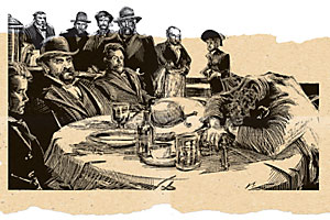 curly_bill_brocius_hostage_eat_restaurant_galeyville_asleep