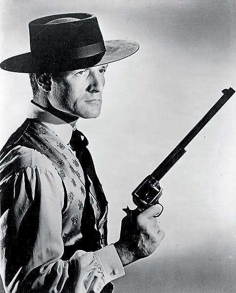 Hugh O'BrianThe Life and Legend of Wyatt Earp, 1955-61