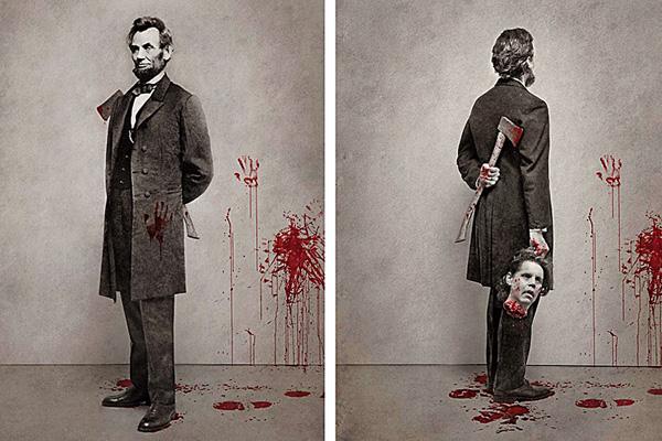 Abraham-Lincoln-honest-abe-western-vampire