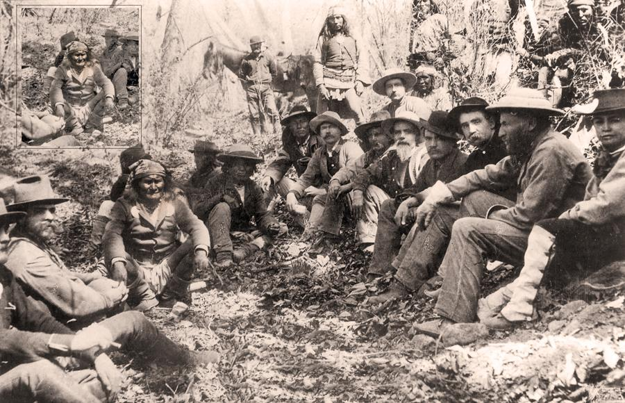 Was Geronimo A Drunk True West Magazine