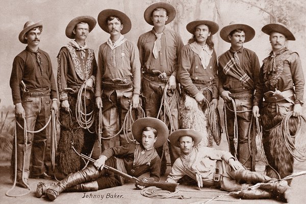 Image result for cowboys of the frontier west