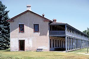 best preserved historic fort_fort laramie_goshen wyoming