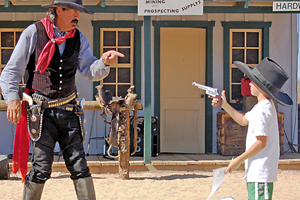best wild west show arizona