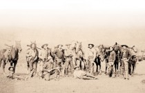 """<span class=""""entry-title-primary"""">The Rocky Mountain Rangers</span> <span class=""""entry-subtitle"""">""""Armed to the Teeth, Should Occasion Require""""   </span>"""