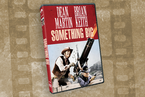 Something-new_dvd review