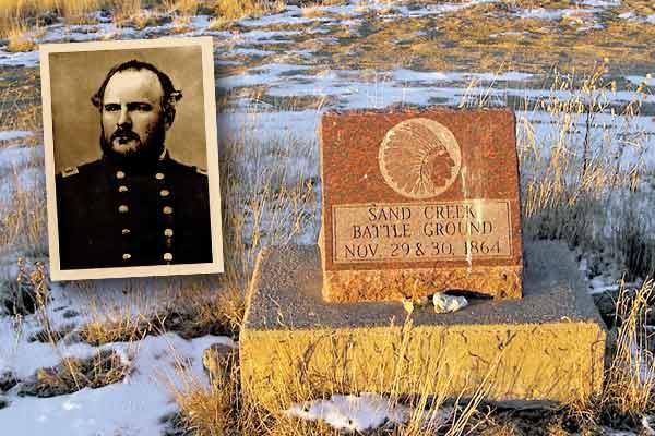 John-chivington_Sand-Creek-Battle-Ground-Marke