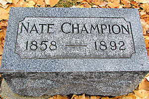 nate-champion-grave-site
