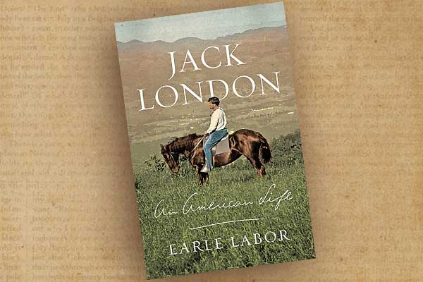 jack-london-biography-by-earl-labor