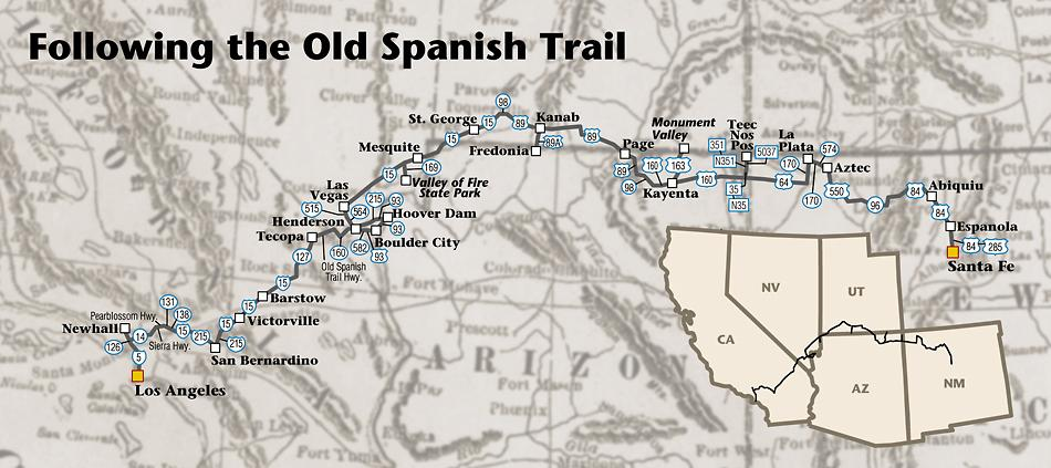 Old Spanish Trail 57