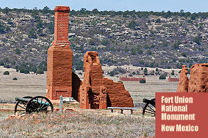 fort-union-NM-ruins