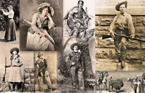 "<span class=""entry-title-primary"">The Arms of  a Woman</span> <span class=""entry-subtitle"">Courageous shooters hold their own with the ultimate equalizers on the American frontier.</span>"