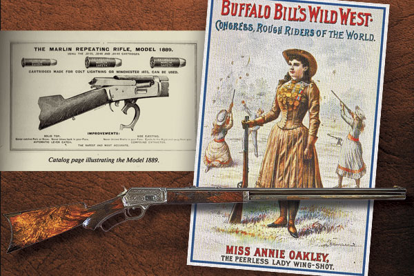 Annie-Oakely-and-Marlin-Rifle