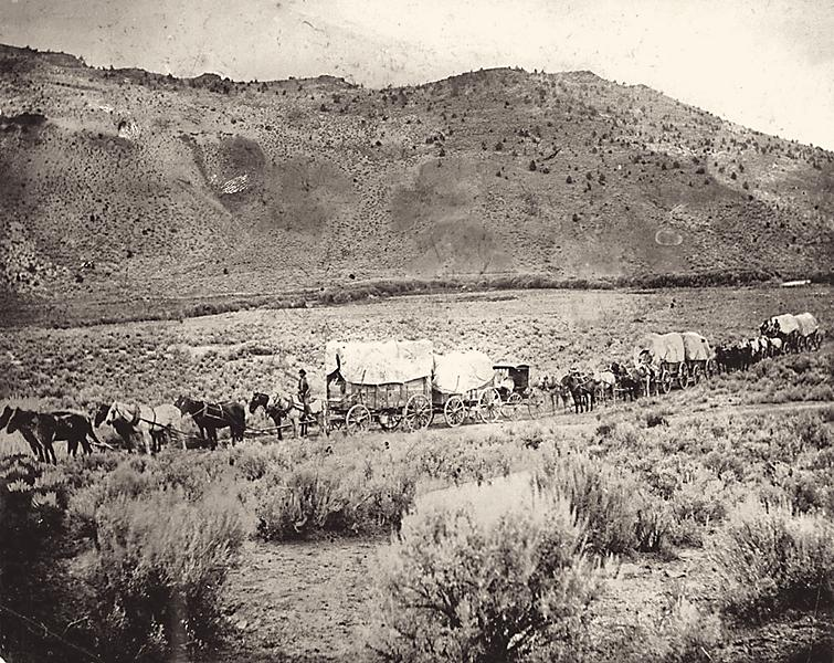 Image result for wagon train images