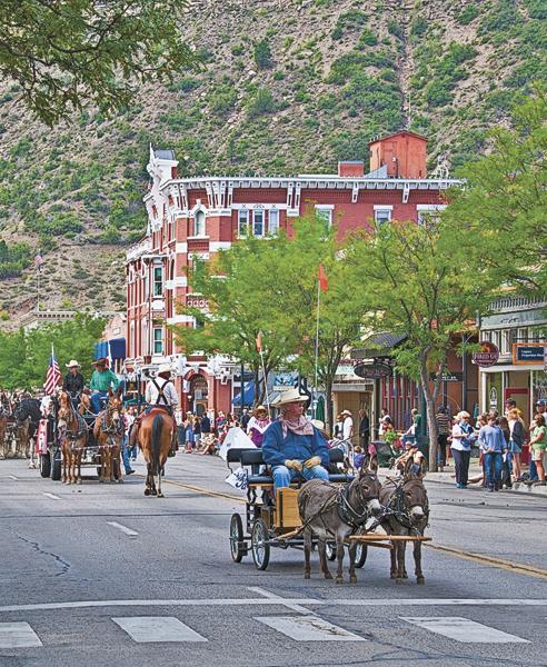 #1 Durango, Colorado
