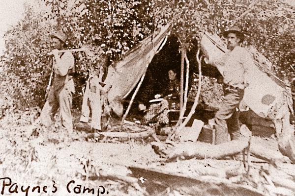 Boomer-leader-David-Payne-camp-on-Stillwater-CreekBoomer-leader-David-Payne-camp-on-Stillwater-Creek