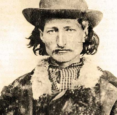 Earliest-known-photograph-of-Hickok_circa-1863-tintype.